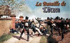 La Bataille de Lutzen