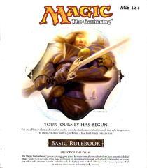 Magic 2010 - Basic Rulebook