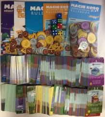 Machi Koro Complete Collection - Base Game + 3 Expansions!