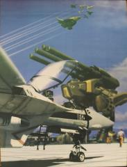 Macross - VFX2 Wall Scroll