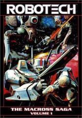 Macross Saga Vol. 1