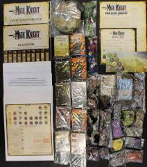 Mage Knight Board Game Collection - Base Game + 2 Expansions!
