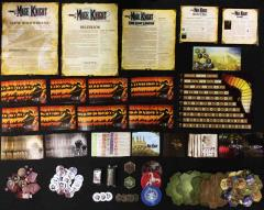 Mage Knight Board Game Collection - Base Game + 3 Expansions!