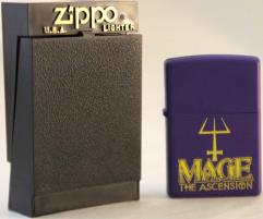 Mage - The Ascension - Zippo Lighter