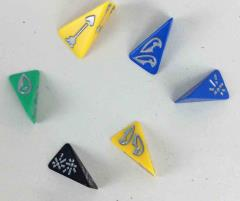 Magic Items Collection - 6 Dice!