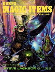 Magic Items #1