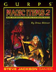 Magic Items #2 (2nd Printing)