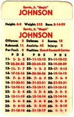 "Earvin, Jr. ""Magic"" Johnson"