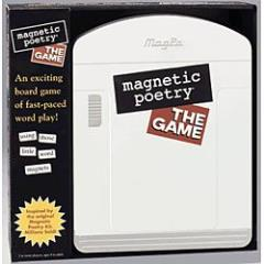 Magnetic Poetry - The Game