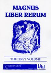 Magnus Liber Rerum - The First Volume, Continuum 2004