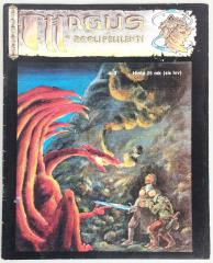 "#3 ""Horror in RPGs, 2300AD Solo Adventure, Runequest Adventure"""