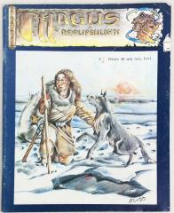 """#6 """"Using Prophecies in RPGs, MERP Adventure, New Professions for RuneQuest"""""""