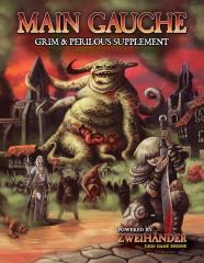 Main Gauche - Grim & Perilous Supplement (Special Edition)