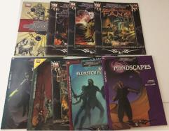 Malhavoc Press D20 Collection - 9 Books!