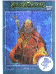 Forgotten Realms - Maligor the Red Wizard Promo Card