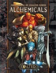 Manual of Exalted Power, The - Alchemicals (Reprint Edition)