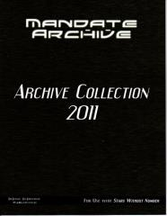 Mandate Archive Collection 2011