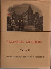 Vol. 2 - The Mansion Murders