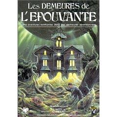 Les Demeures de L'Epouvante (Mansions of Madness, 1st Edition) (French Edition)