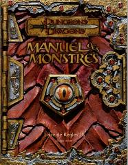 Manual de Monstres 3.0 (Monster Manual 3.0) (Spanish)