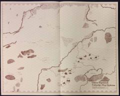 Map 17/18 Ghinor Highlands/Silver Skein Isles (Players)