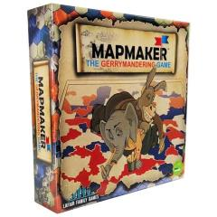 Mapmaker - The Gerrymandering Game