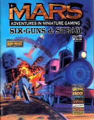 "#5 ""Six-Guns & Steam, The Great Rail Wars Express, WarZone"""