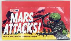 Mars Attacks! Space Adventure Trading Cards Box