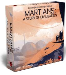Martians - A Story of Civilization (Polish Edition)