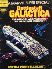 Battlestar Galactica - Super Special
