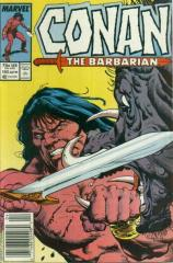 Conan the Barbarian #193