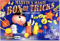 Box of Tricks for Young Magicians
