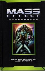 Mass Effect Vol. 4 - Homeworlds