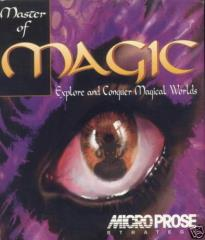 "Master of Magic (PC 3.5"")"