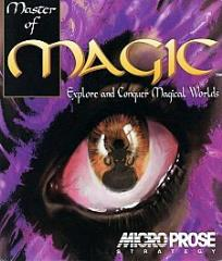 Master of Magic (PC CD-Rom)