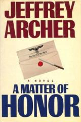 Matter of Honor, A