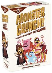 Monster Crunch! - The Breakfast Battle Game