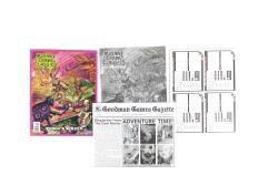 Mutant Crawl Classics Kickstarter Add-On Pack