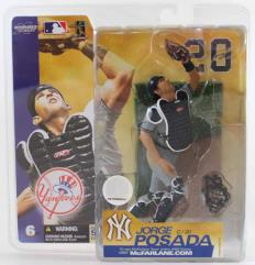 Cooperstown Collection - Jorge Posada