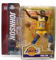 "NBA Legends Series 2 - Earvin ""Magic"" Johnson"