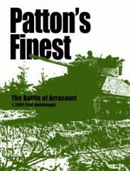 Patton's Finest - The Battle of Arracourt