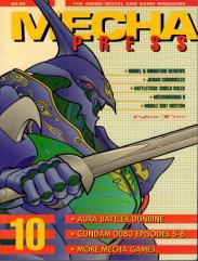 """#10 """"Battletech Shield Rules, Gundam 0083 Episodes 5-8, Aura Battler Dunbine"""""""