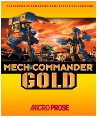 Mech Commander Gold