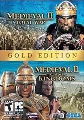 Medieval II Total War w/Kingdoms (Gold Edition)