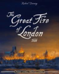 Great Fire of London, The - 1666 (1st Edition)
