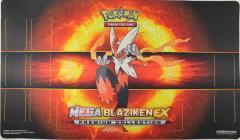 Playmat - Mega Blaziken EX