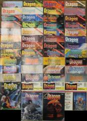 Dragon Magazine MEGA Collection #3 - Issues #151-200
