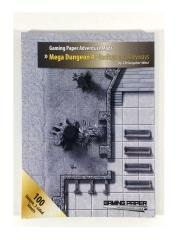 Adventure Maps - Mega Dungeon 4 - Rooftops and Alleyways