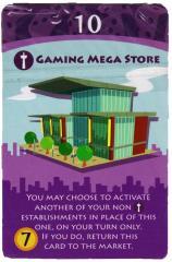 Gaming Megastore Promo