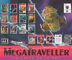 MegaTraveller - The Canon on CD-Rom
